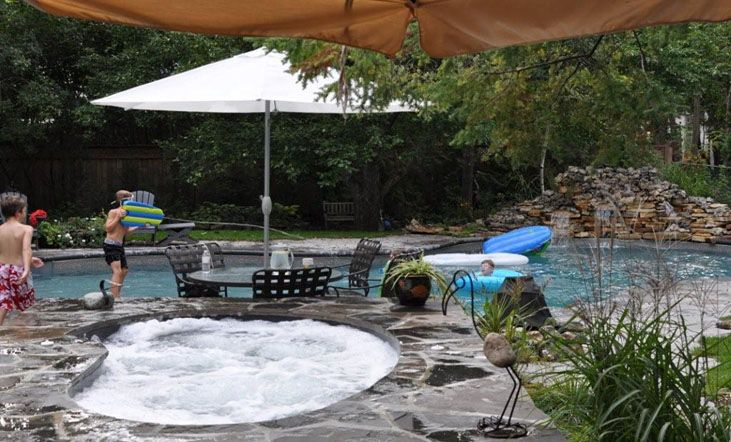 beach entry pools design | Ottawa Swimming Pools - Welcome