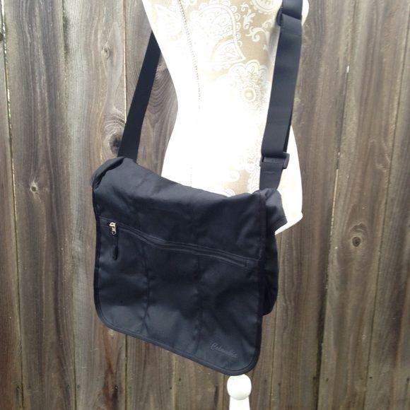 NWOT Columbia Messenger Bag