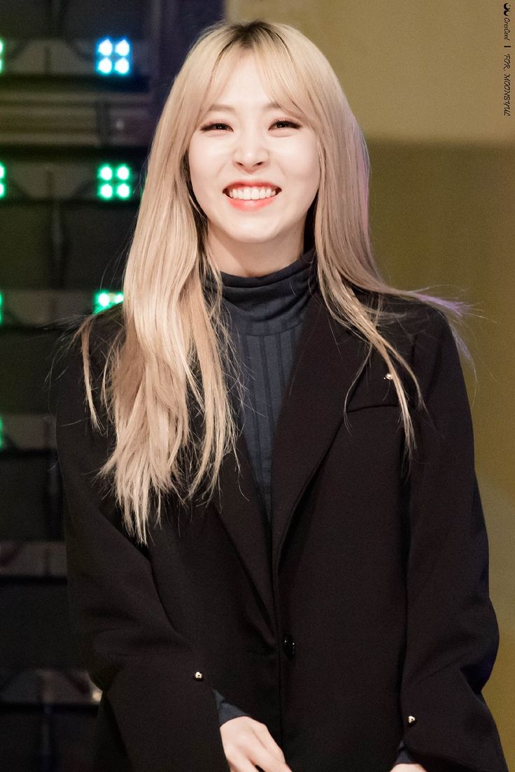 Beautiful MoonByul (문별) ⭐️