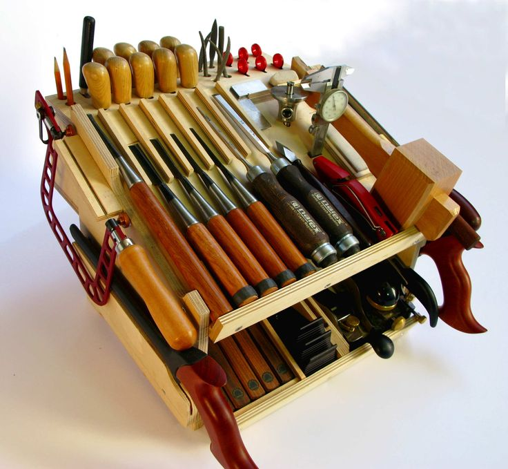 I have a VERY SMALL Shop. After working for several hours my bench frequently looks like a game of Pick-Up-Sticks for tools. One of the most vivid memories I have is opening the doors of the tool...