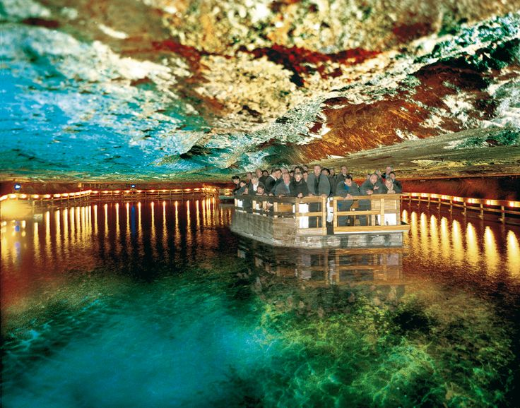 Salt Mines in Berchtesgaden.. Is this a real place?
