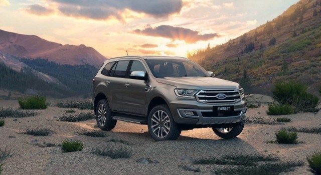 2020 Ford Everest And Everest Raptor Review Ford Endeavour Ford