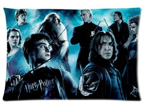 >> Click to Buy << LU Rectangle Zippered Classic Nice Best Custom  Fashion Pillow Case one-sided Pillow Magic film Harry Potter Cover #P0156 #Affiliate