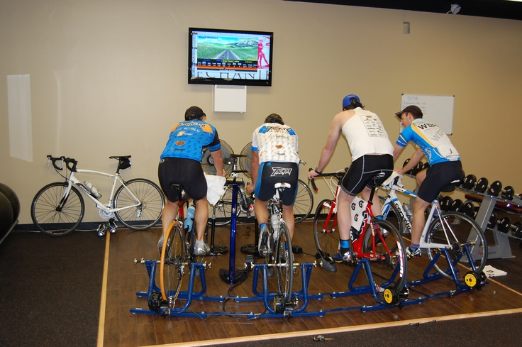 CompuTrainer session...8 wk training package $200