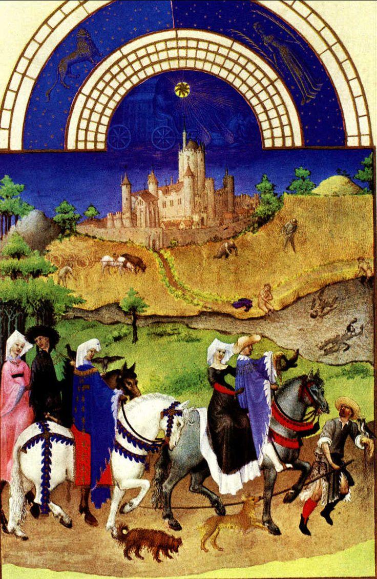 The tr s riches heures du duc de berry is usually referred - Le roi du matelas heures d ouverture ...