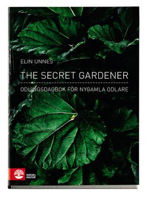 Recension: The Secret Gardener av Elin Unnes - Fru Bibliofil