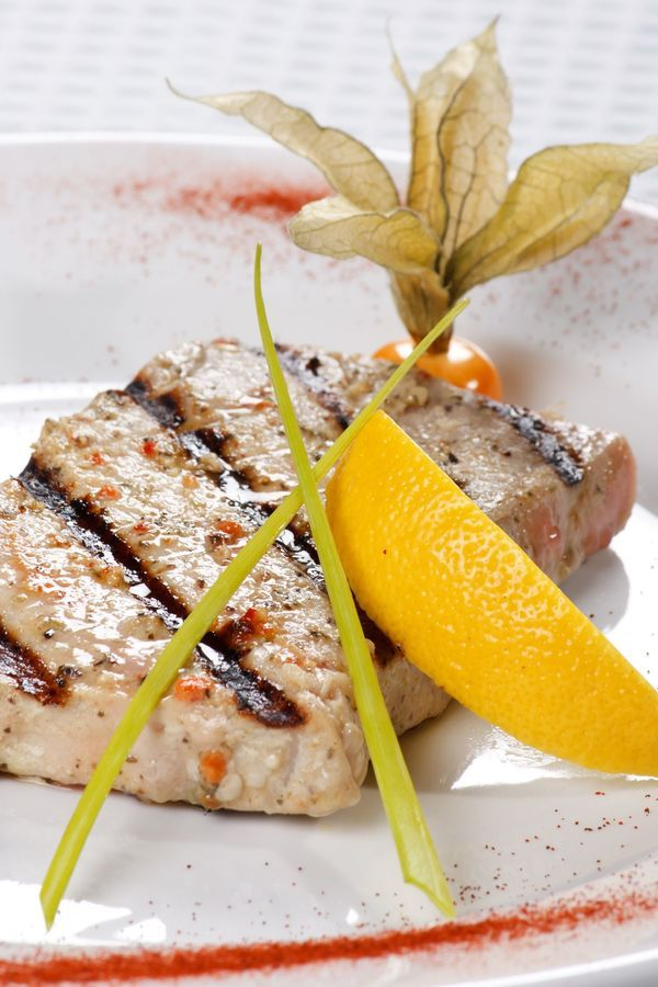 1000 ideas about grilled tuna steaks on pinterest for Fresh tuna fish recipes