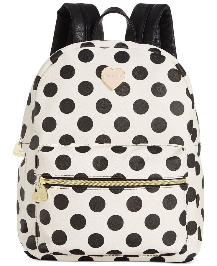 Betsey Johnson Backpack - Backpacks - Handbags & Accessories - Macy's