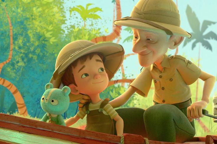 Dans ce court-métrage d'animation en hommage à Antonio Pasin (inventeur du Radio Flyer Wagon), j'ai particulièrement apprécié le rétablissement du lien affectif entre ce grand-père, son fils et son petit-fils grâce au jeu et à une histoire imaginaire pleine de rebondissements.
