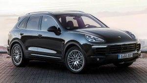 2016 Porsche Cayenne gts price