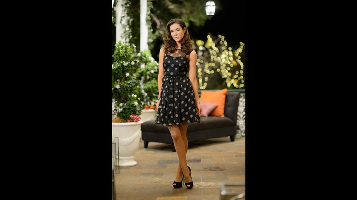 Laurina's shoes are from Novo and her jewelry is from Salsuli. Her dress is from Pialia Boutique   Episode 15