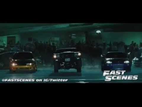 Go Hard or Go Home - Wiz Khalifa & Iggy Azalea (Official Video - Furious 7)
