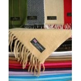 100% Cashmere Wool Super Soft Feel Scarf / Muffler (Apparel)By Sakkas