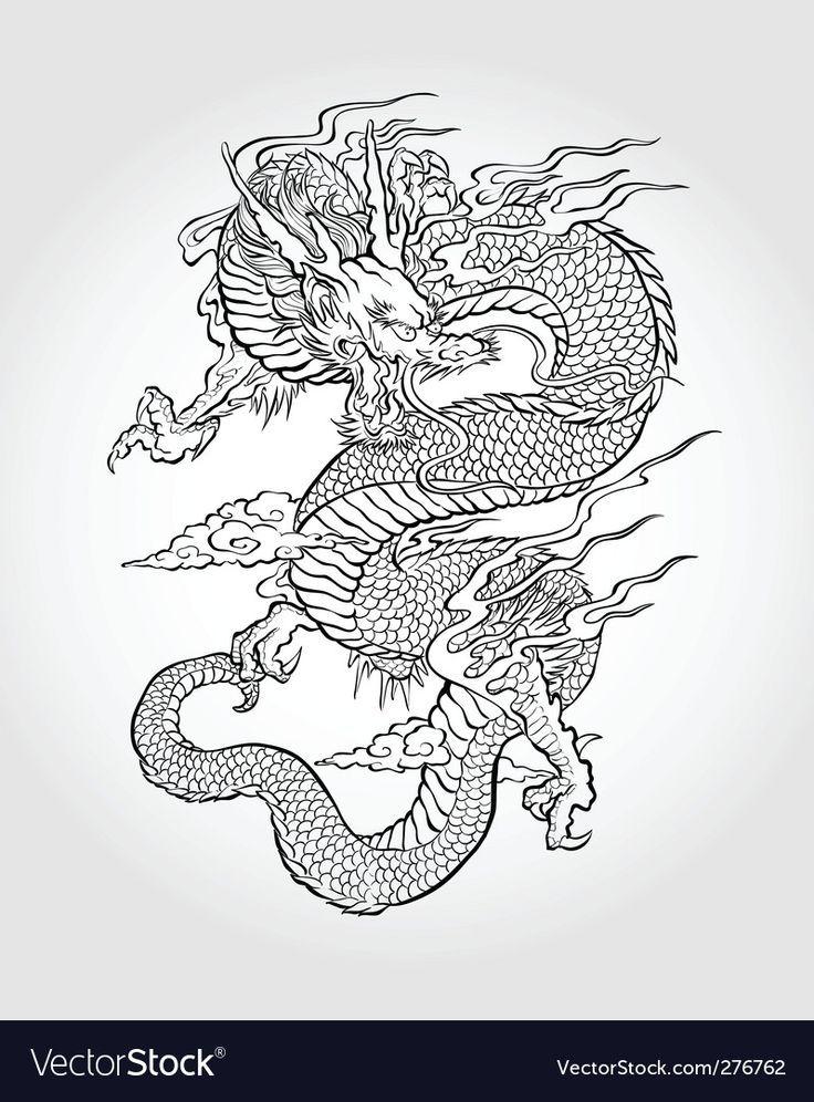 untitled  drachentattoodesigns japanische drachen