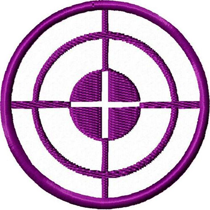 Avengers Hawkeye Symbol