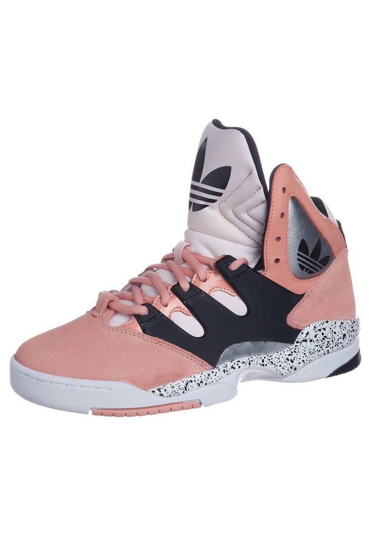 adidas Originals - ADIDAS GLC - Zapatillas altas - fucsia