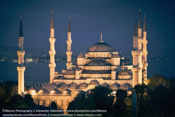 Blue Mosque, Istanbul/Turkey