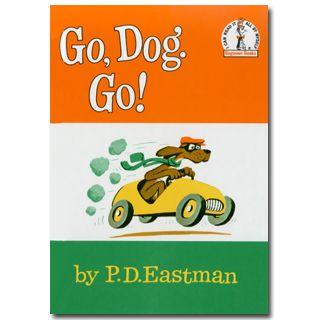Go, Dog. Go! « Book-A-Day Almanac