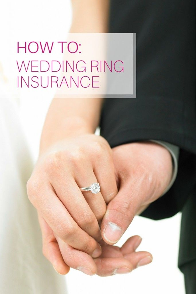 Don't take the chance of losing or damaging your ring! Here's everything you need to know about getting your wedding ring insured.  I had a friend lose her ring on her honeymoon - she would have benefited from this! How-To: Wedding Ring Insurance. | Wedding Planning | Engagement Ring | www.templesquare.com/weddings/blog