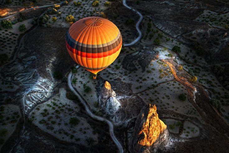 Categoria Libero colore. Cappadocia, Turchia. - (Giulio Montini, Sipa contest)