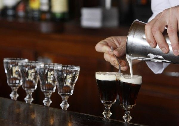 Fun Food Friday: Celebrate St. Patrick's Day with Irish Coffee at San Francisco's famed Buena Vista - Globetrotting Mommy #stpatricksday