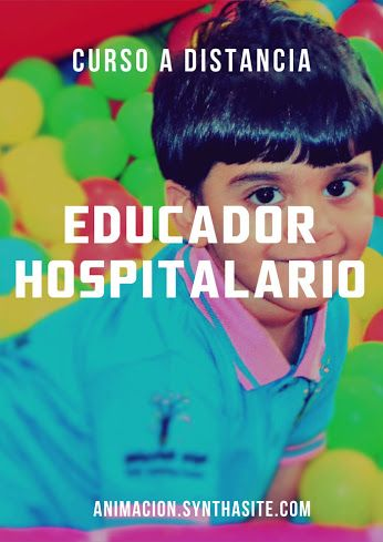 Curso a distancia Educador Hospitalario, para maestros, educadoras infantiles, profesorado, pedagogos: Google+