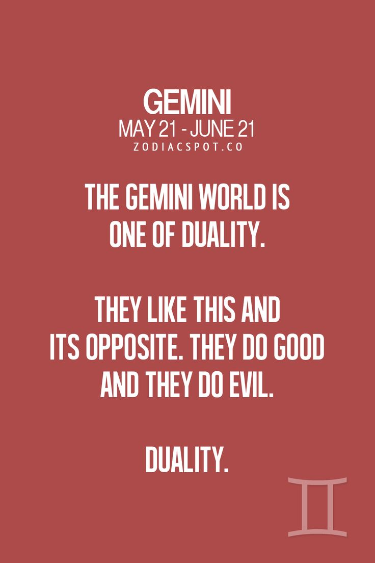Gemini men jealous