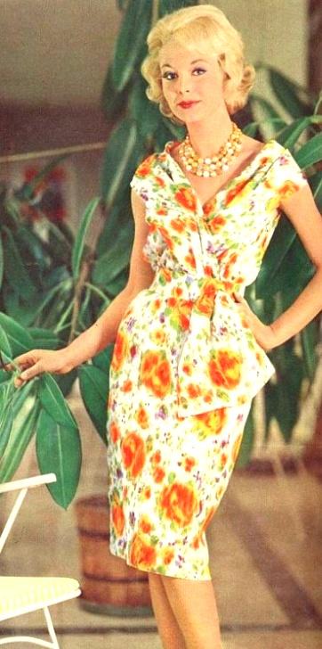 Fashion ♥ 1960