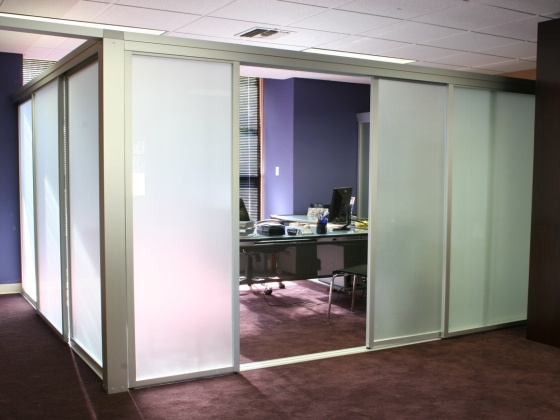 Partition For Storage In Garage : Best office cubicles with doors