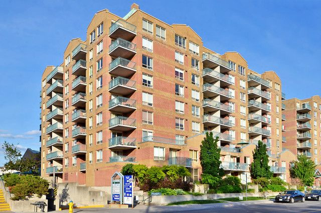 $269,900 Or Trade Very spacious, well maintained unit, 2 bedrooms, 2 bathrooms and 2 balconies with a great view. Ideal for couples, having guests visit, or a roommate. Walking distance to Tunney's Pasture, Westboro and the transit way. Fees include heat, hydro and water. In unit laundry and locker included. Exceptionally clean and well maintained building.