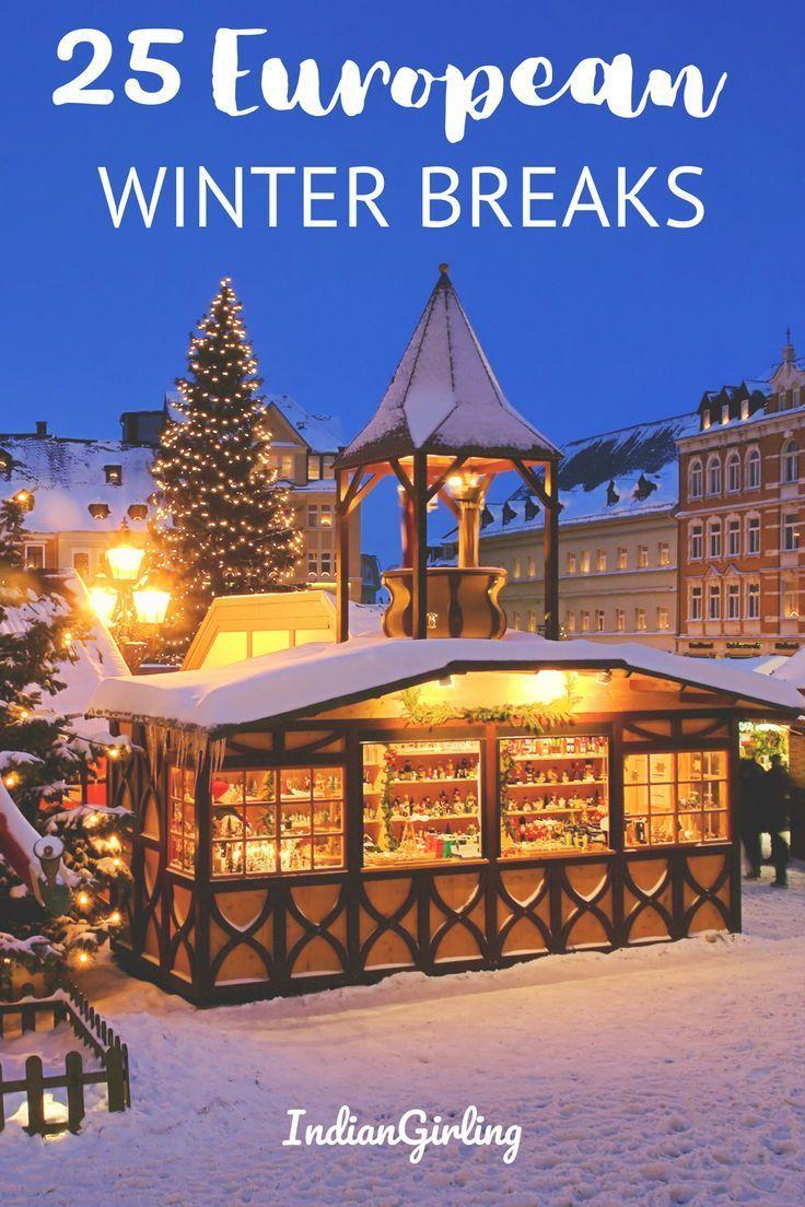 25 Winter City Breaks In Europe You Will Love Winter City Break Winter Travel Destinations Europe Travel
