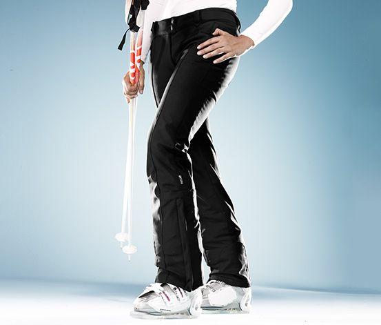 Narciarskie #spodnie #softshell #tchibo