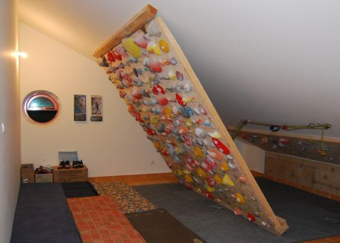 Home Climbing Wall - Google Search | Indoor | Pinterest | Climbing