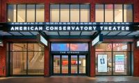 The Strand, American Conservatory Theater (A.C.T.), 2017 SEGD Global Design Awards Merit Award | Located in a transitional area targeted for urban regeneration, this project is a highly visible symbol of change and possibility, reactivating a 100-year-old building whose decline has paralleled that of its surrounding neighborhood.