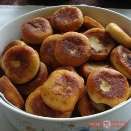 Zsírbasült Krumplis pogácsa