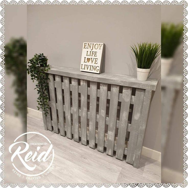 Small/Medium/Large Handmade Wooden Radiator Covers Made