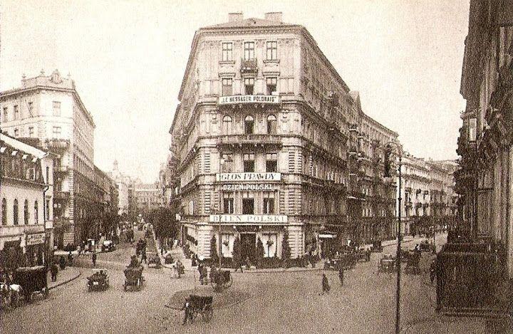 Zgoda street, 20'-30'