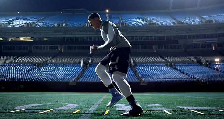 Cam's Night Out - 2012 Rookie of the Year Cam Newton's new Under Armour commercial - love it!