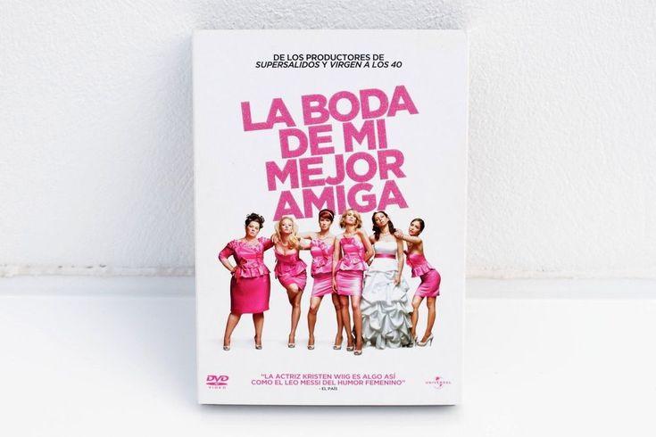 LA BODA DE MI MEJOR AMIGA - DVD - KRISTEN WIIG