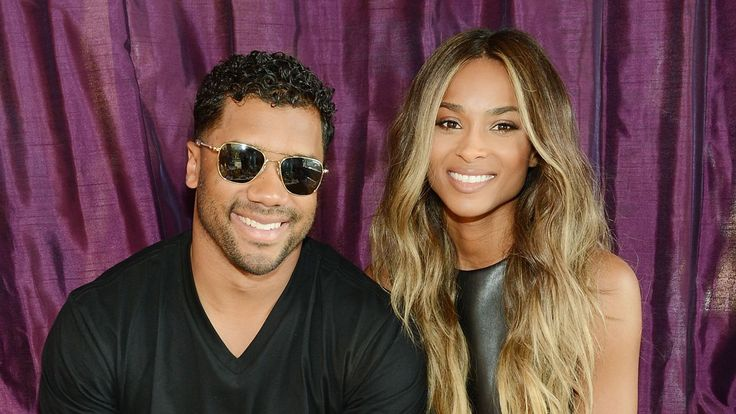 The NFL star welcomed his first child with Ciara last month.