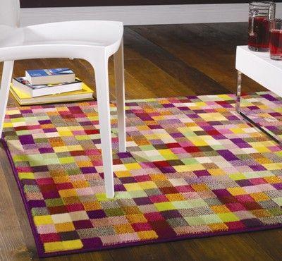 Pixel Multi Rugs - buy online at Modern Rugs UK