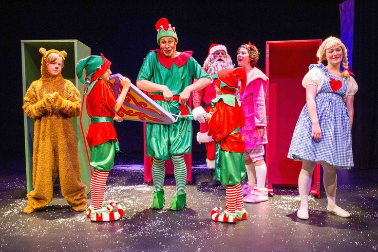 The Santa Claus Show 2014, Tim Bray Productions, Pumphouse Theatre, Takapuna, Auckland, New Zealand, Friday, December 05, 2014.