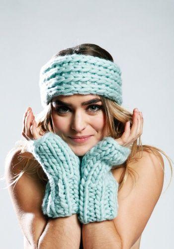 Hollyberry warmers & headband   Supply   Kits   Kollabora