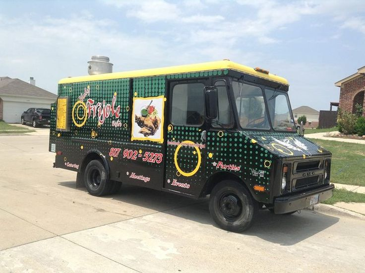 15 essential dallasfort worth food trucks dallas food