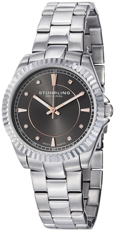Reloj Stuhrling original Aquadiver Regatta Marino  | Antes: $1,275,000.00, HOY: $227,000.00