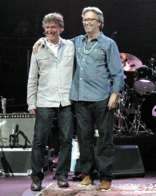 Winwood & Clapton  Royal Albert Hall - 2011