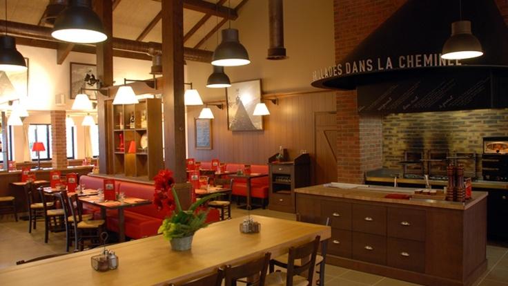 Nouveau concept des restaurants  Courtepaille : www.drworks.fr