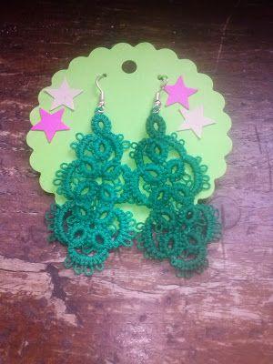 cuoridipezza: Pendenti verdi