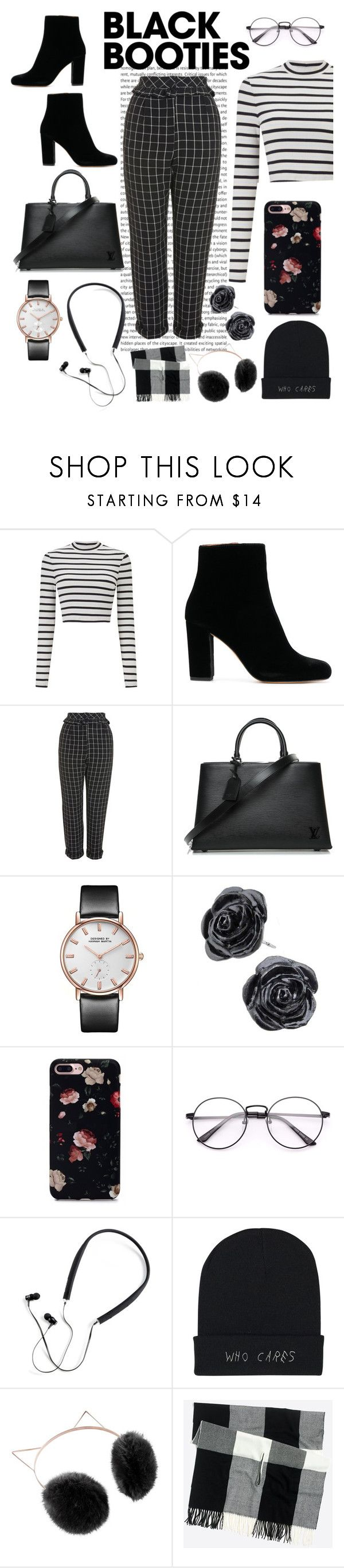 """""""065"""" by holography ❤ liked on Polyvore featuring Miss Selfridge, Topshop, Louis Vuitton, Polaroid and LC Lauren Conrad"""