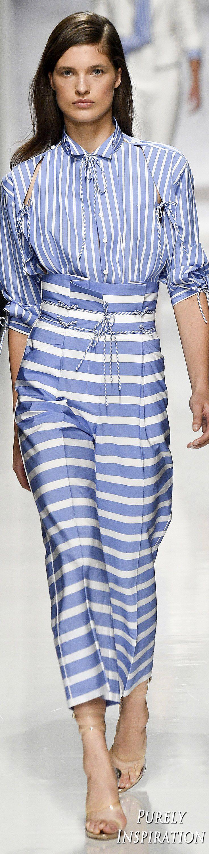 NW ♥ ♥ ♥ Nimrodt Wolfenstein Ermanno Scervino SS2017 Women's Fashion RTW | Purely Inspiration